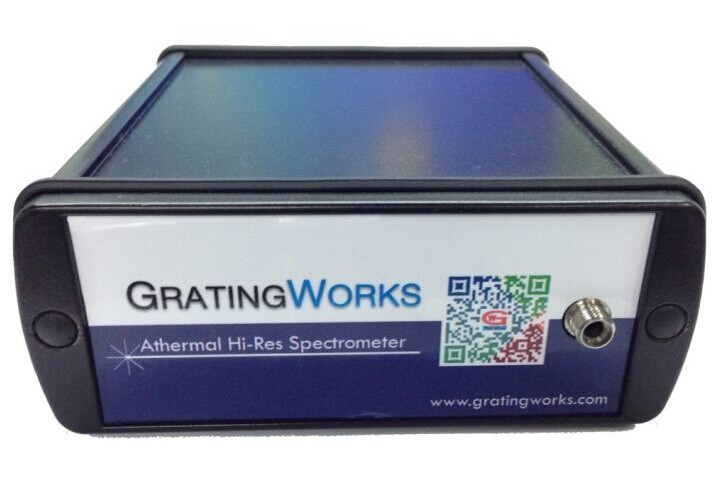 AHR series spectrometer by GratingWorks