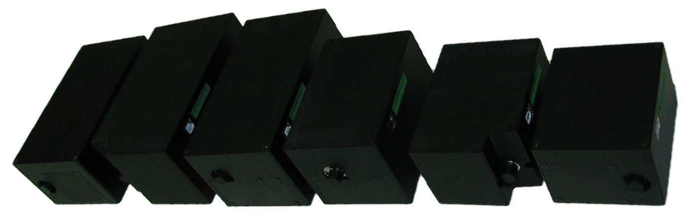 Concavus Spectrometers